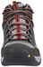 Keen Oakridge Mid WP Shoes Men Raven/Burnt Ochre